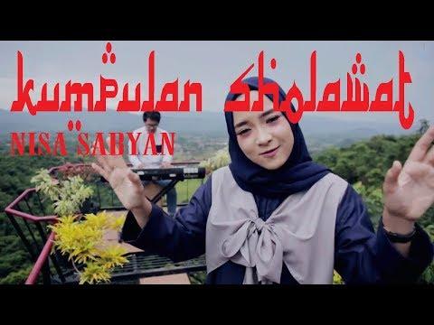 Kumpulan Lagu/sholawat Nisa Sabyan #5 Lagu/sholawat Terbaik