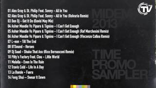 Midem 2013 Time Records Official Minimix