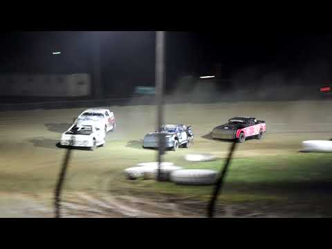 Jimmy Ngo 1500 to win Street Stock Special July 23, 2016 @ Central Missouri Speedway