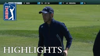 Danny Willett Highlights | Round 1 | THE CJ CUP 2018