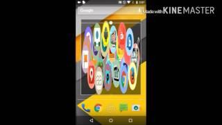 Personalizar tus aplicaciones con burbujas