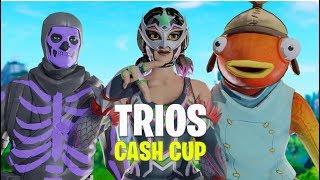 FORTNITE TRIO CASH CUP WEEK 1 SEMI FINALS