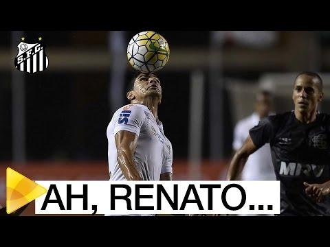 Desculpe o transtorno, preciso falar do Renato