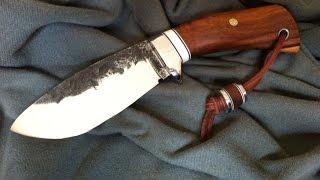 CUSTOM KNIFE N.4 - DA BALESTRA A SKINNER