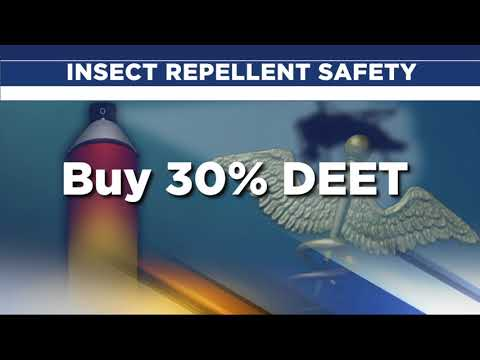 Ask Dr. Nandi: How safe is Deet?