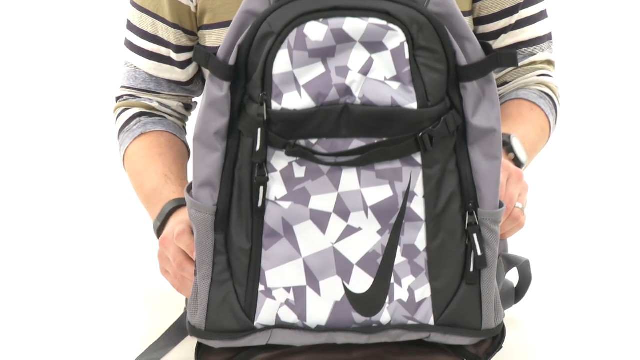 Nike Vapor Select 2.0 Graphic Baseball Backpack SKU 8762420 - YouTube 5e0f12e398559
