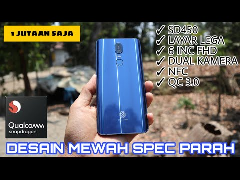 HP MURAH TERMEWAH SPEC TERPARAH!! 🔥🔥 (TES PUBG & KAMERA) - UNBOXING ++ CHINA MOBILE N3 INDONESIA