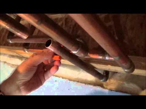 Burst Pipe Repair in Rowlett