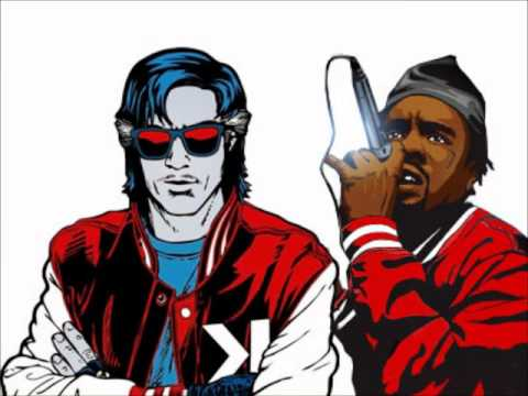 The Hood Internet - Nightchain (Wale x Kavinsky)
