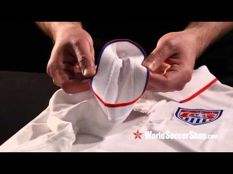 Nike USA 2014 Home Soccer Jersey - Unboxing
