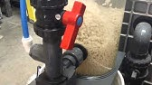 aqualund recirculating bio pellet reactor and 90 gallon update
