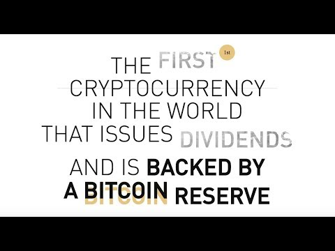 What is Aureus (AURS) coin?? Dividends??? Backed by a Bitcoin Reserve???