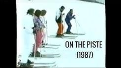 ON THE PISTE (1987) - BBC DOCUMENTARY - 80's SKIING