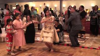 Tongan Tau'olunga - Luisa Pule Lufe