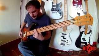 RotoSound Tru Bass 88 - L'effet contrebasse