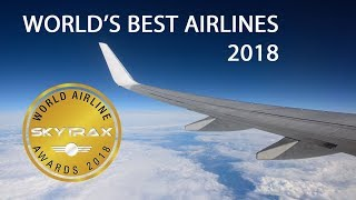 The World's Top 10 Airlines of 2018