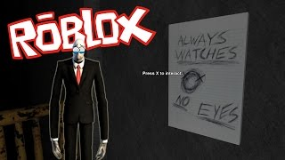 ROBLOX - Slender Can't Stop Us!!! [Xbox One Edition]