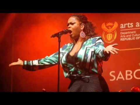 Jill Scott at Cape Town International Jazz Fest 2013 - Its Love