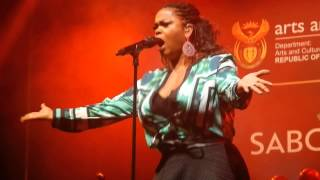 Jill Scott at Cape Town International Jazz Fest 2013 - Its Love