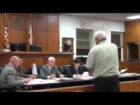 Jackson County Commission Meeting-Scottsboro, Al., Dec. 10, 2012.wmv