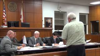 Jackson County Commission Meeting-Scottsboro, Al., Dec. 10, 2012.wmv