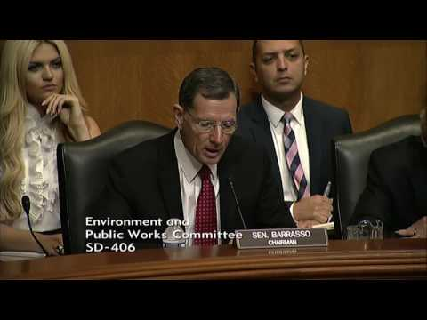 Barrasso: The Men and Women of the FBI Deserve an Office Building that Meets Their Needs