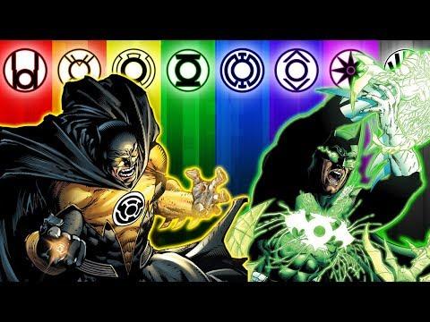 Every Time Batman Was a Lantern - Comic Drake