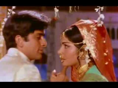 Lata Mangeshkar - Aaj Madhosh Hua Jaaye Re Lyrics