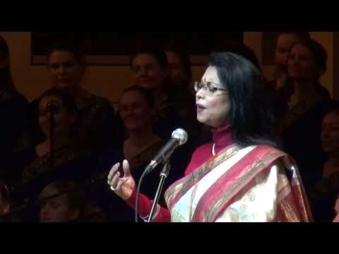 Anondoloke Mongolaloke by Smt. Rezwana Choudhury Bannya