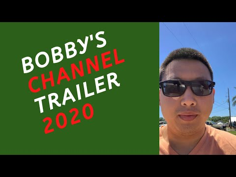 Bobby Siharath's Affiliate Marketing and Traffic YouTube Channel Trailer for 2020 thumbnail