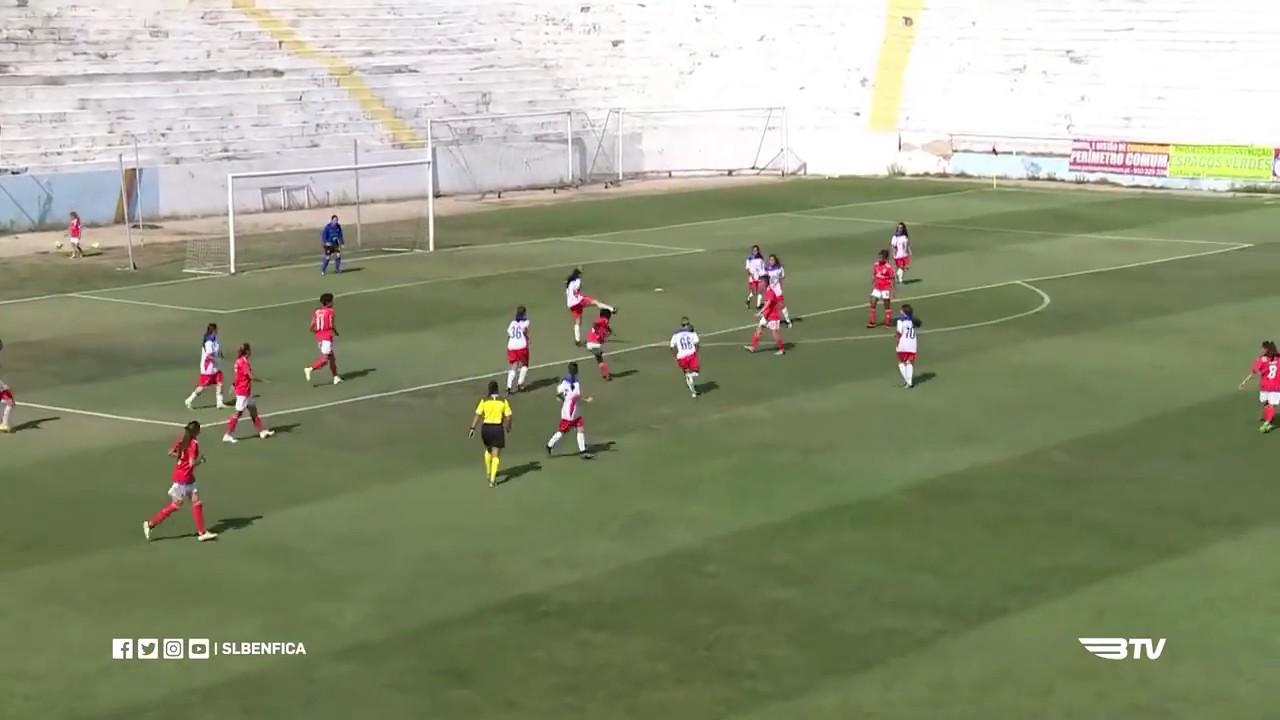 نتيجة بحث الصور عن Futebol Feminino   SL Benfica 28 - 0 UD Ponte Frielas