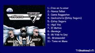 DC RETO - Álbum Completo: Infinito (2011)