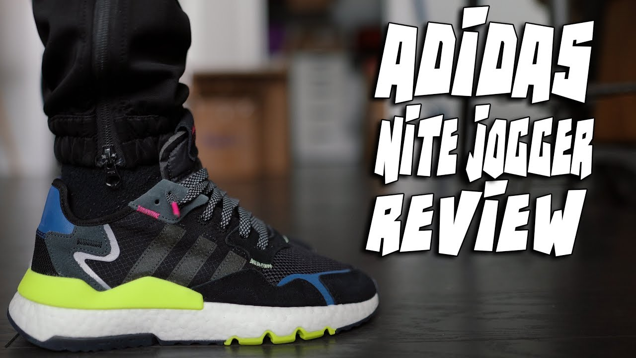 78355afcc SNS X ADIDAS NITE JOGGER REVIEW AND ON FOOT !!! - YouTube
