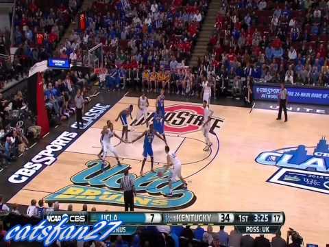 Kentucky vs. UCLA 12/20/14
