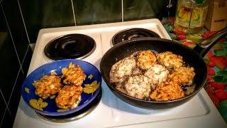 Куриные котлеты из рубленной куриной грудки Рецепт Второго Блюда из мяса курицы как приготовить ужин(Рубленые куриные котлеты. Котлетки из рубленной куриной грудки - Вторые блюда из мяса курицы котлеты из..., 2015-02-24T17:48:45.000Z)