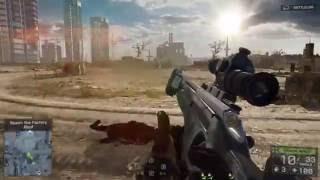 Battlefield 4 Gameplay Walkthrough - Campaign Mission 1 - Baku - Low Spec PC