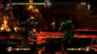 Mortal Kombat: Kabal Fatalities