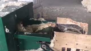 Textile Waste Cutter