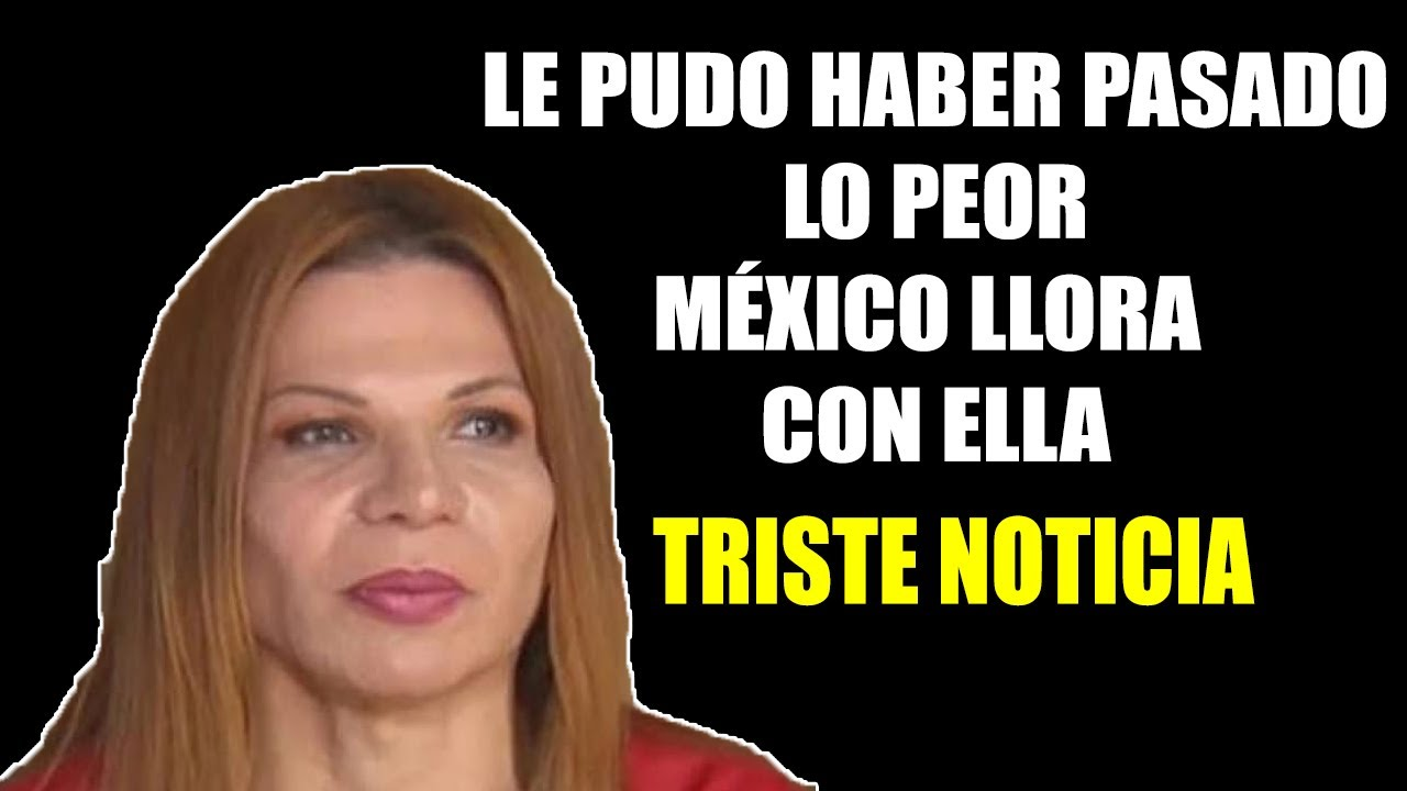Mhoni Vidente Revela Suceso inesperado que hizo Llorar a Todo México