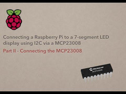 MCP23008 - cinemapichollu