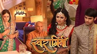 Swaragini | 14th September 2016 | Adarsh & Parineeta To KILL Swara & Ragini | SHOCKING