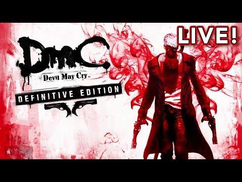 Kotaku Played DmC: Devil May Cry (Tim Rogers) thumbnail