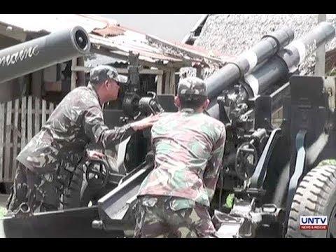 Militar at ASG, nagka-engkwentro sa Patikul, Sulu ngayong umaga - AFP WESTMINCOM