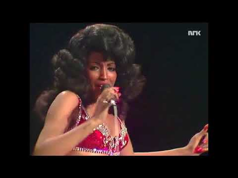 Sheila Ferguson of The Three Degrees - Love will keep us together