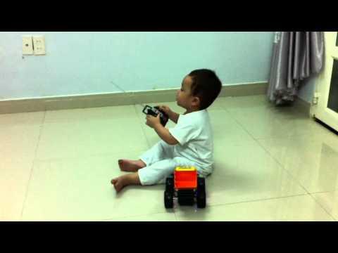 TinTin & xe đồ chơi 2
