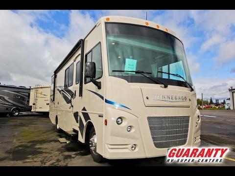 2018-winnebago-sunstar-29-ve-class-a-motorhome-video-tour-•-guaranty.com