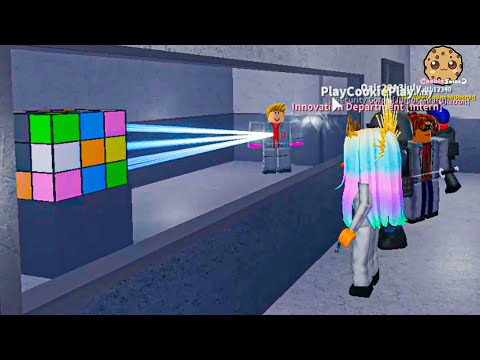 New Job At Secret Test Facility Roleplay Site 006 Cookie Swirl C Roblox
