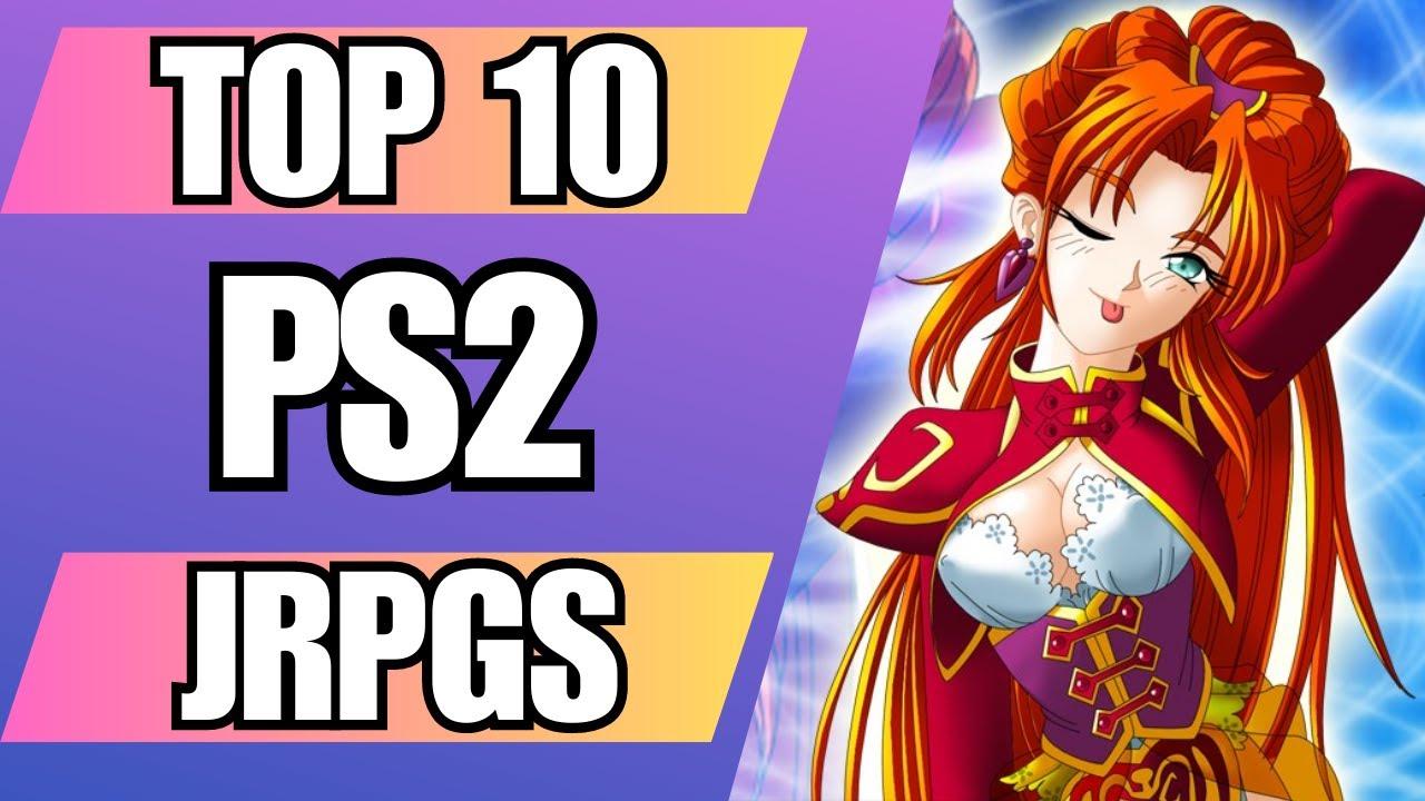Top 10 Playstation 2 Rpgs No Final Fantasy Games Youtube