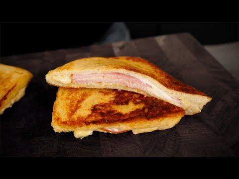 """Сэндвич: """"Монте Кристо"""""""