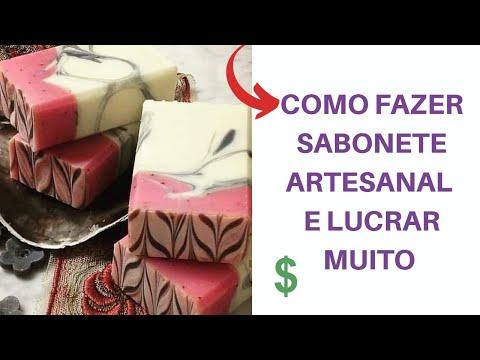SABOARIA ARTESANAL - Como GANHAR DINHEIRO com SABONETE ARTESANAL CASEIROиз YouTube · Длительность: 4 мин38 с